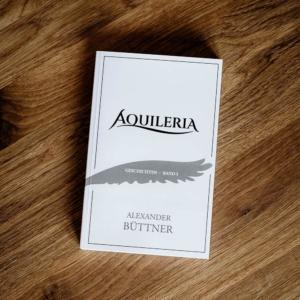 AQUILERIA Verpackungsprozess Schritt 1